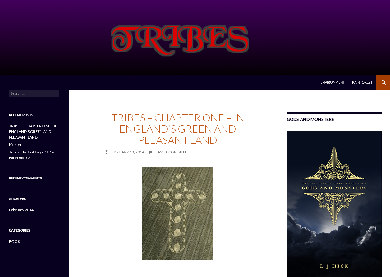 Image for Tribes site