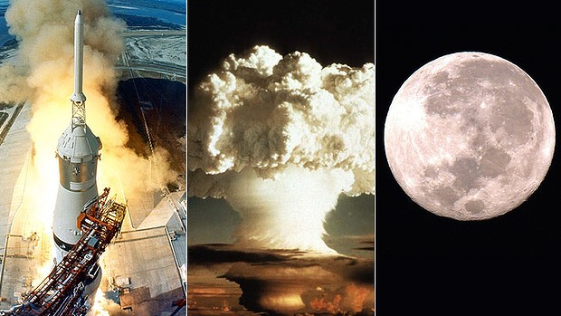 US planned to blow up the moon