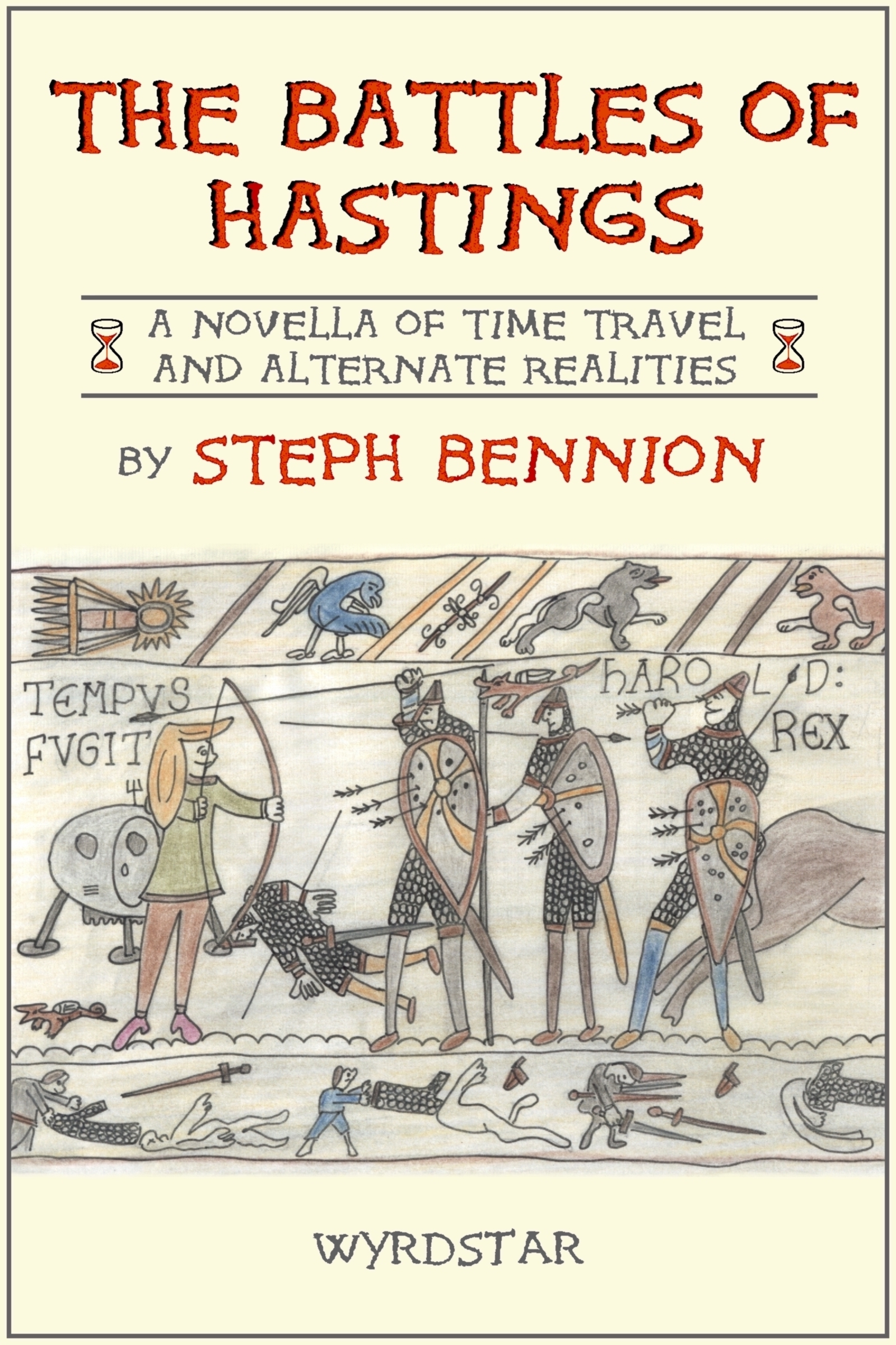 The Battles of Hastings text